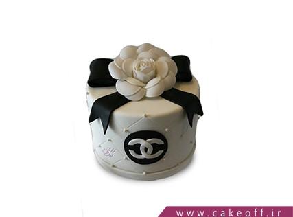 کیک گل شنل | کیک آف