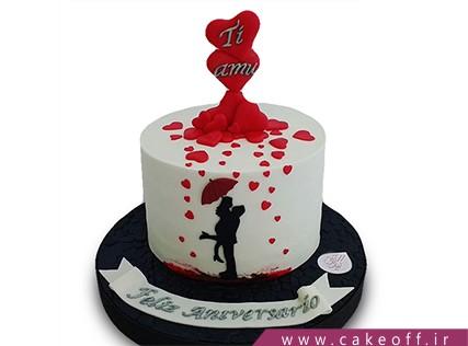 خرید کیک به صورت آنلاین - کیک پراتو | کیک آف