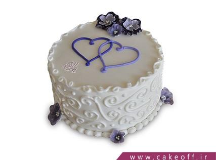 کیک ولنتاین - کیک دلهای ما | کیک آف