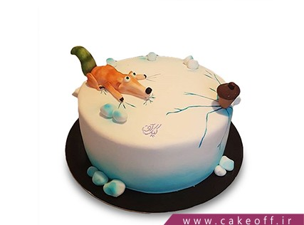 جدیدترین کیک تولد - کیک عصر یخبندان 2 | کیک آف