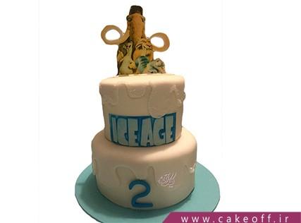 بهترین کیک تولد - کیک عصر یخبندان 5 | کیک آف