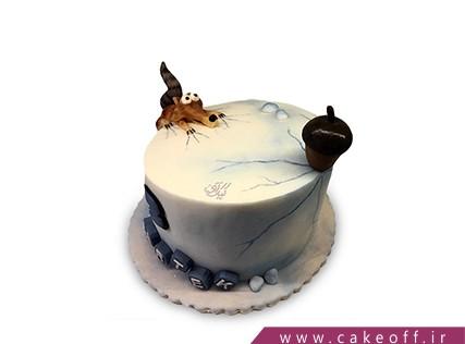 بهترین کیک تولد - کیک عصر یخبندان 4 | کیک آف