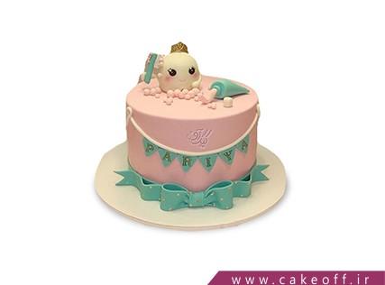 کیک جشن دندونی - کیک دندان و خمیر دندان | کیک آف