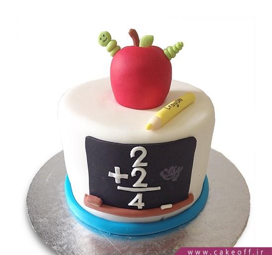 کیک دیگه وقت پروانه شدنه