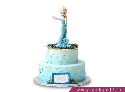 کیک تولد السا