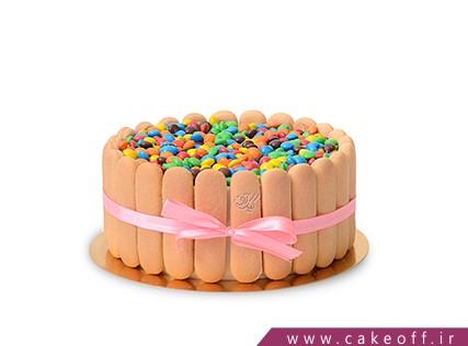 کیک اسمارتیزی اسمارتیز لند | کیک آف