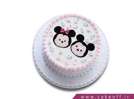انواع کیک تولد - کیک تولد میکی  و مینی | کیک آف
