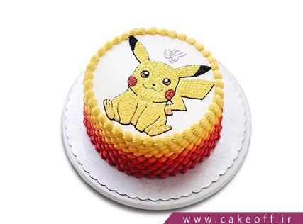 کیک تولد کودک - کیک بچه گانه دیجیمون | کیک آف