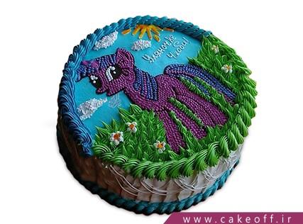 انواع کیک بچه گانه - کیک یوهو | کیک آف