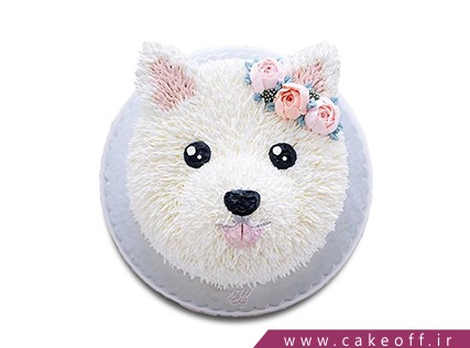 کیک تولد دخترانه جدید - کیک گرگی دختر | کیک آف