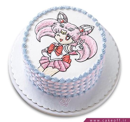 کیک مانستر های با انرژی
