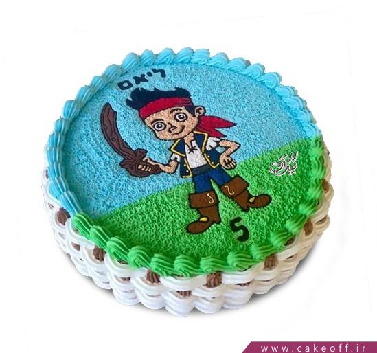 کیک تولد پسرانه جدید - کیک جومونگ کوچولو | کیک آف