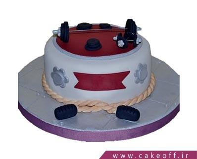 کیک بدنسازی حرفه ای | کیک آف