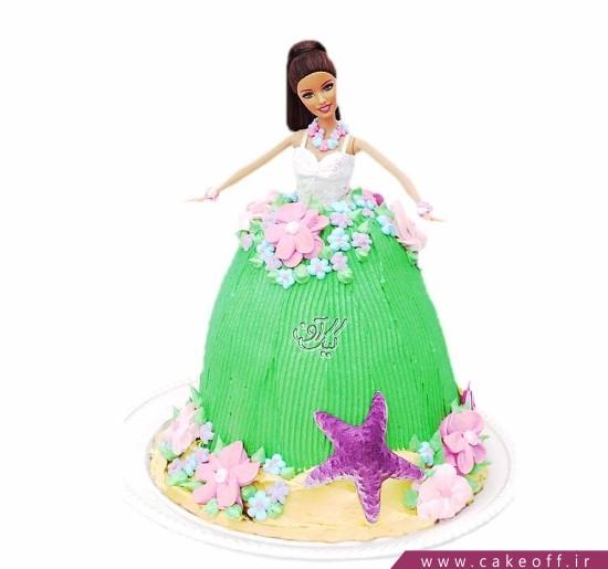 کیک تولد باربی می رقصد