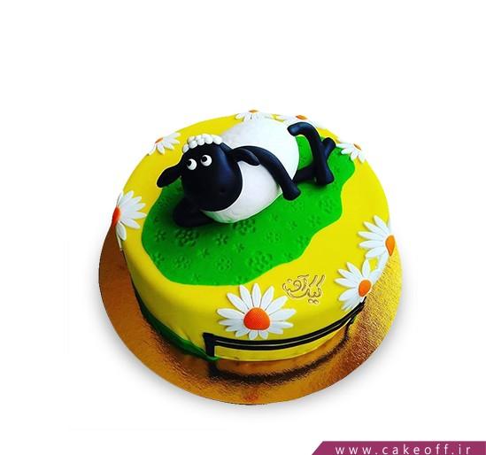 کیک بره ناقلا 18