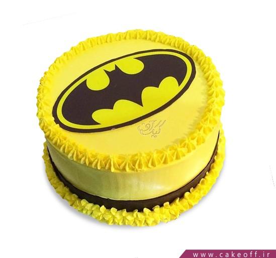 کیک بتمن 5