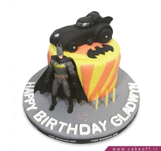 کیک بتمن 7