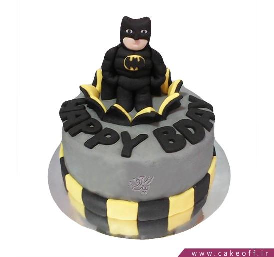 کیک بتمن 9