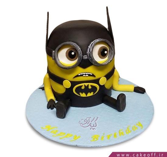 کیک تولد پسرانه - کیک مینیون بتمنی | کیک آف