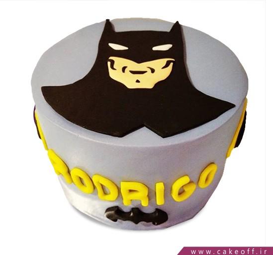 کیک بتمن 10