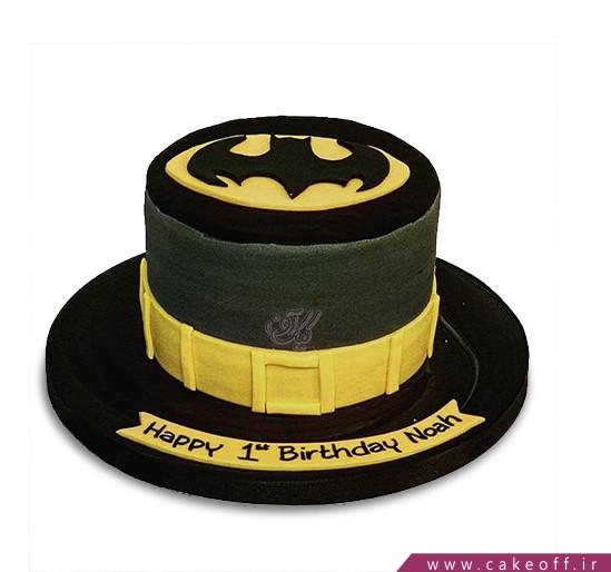 کیک بتمن 11