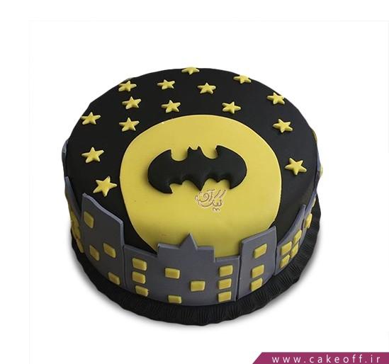 کیک بتمن 15