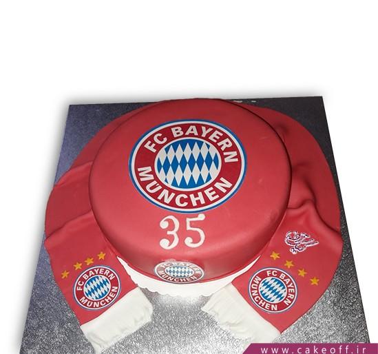 کیک بایرن مونیخ 3