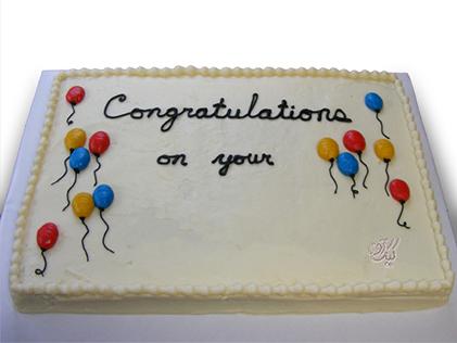سفارش اینترنتی کیک - کیک خامه ای بادکنک های آزاد | کیک آف