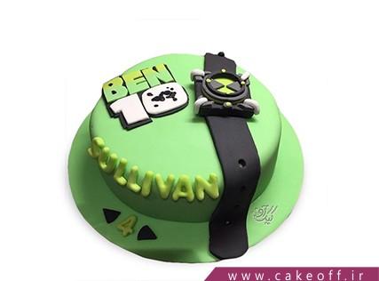 کیک تولد بن تن 13 | کیک آف