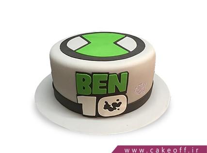 کیک تولد بن تن 8 | کیک آف