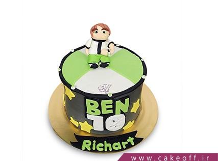 کیک تولد بن تن 7 | کیک آف