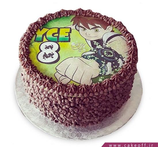 کیک تولد بن تن 9 | کیک آف