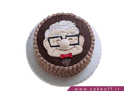 کیک مردانه - کیک آقای فردریکسن عزیز | کیک آف