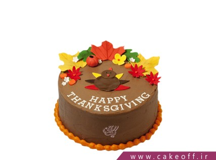 کیک بچگانه - کیک جوجه پاییزی | کیک آف