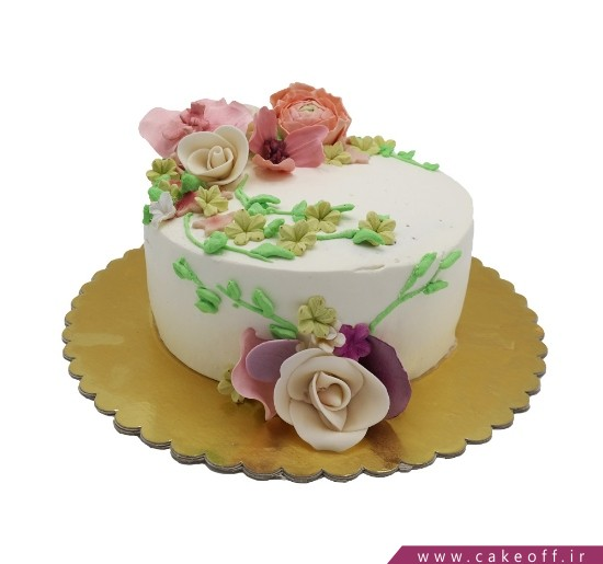 کیک خاص - کیک گلستان | کیک آف