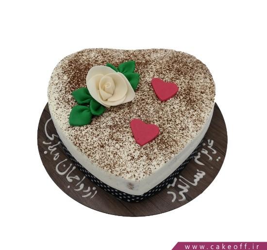 کیک سالگرد ازدواج رویای من