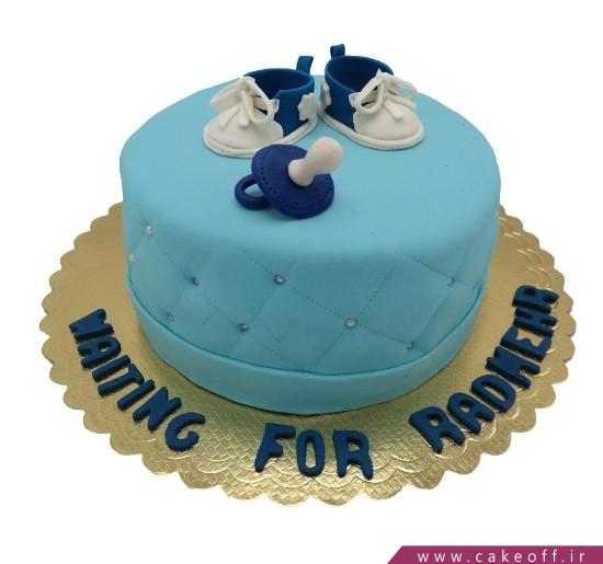 کیک کفش و پستونک