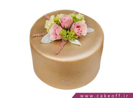 کیک تولد زیبا - کیک فراتر از گل | کیک آف