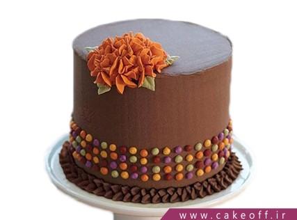 کیک شکلاتی اسمارتیزی | کیک آف