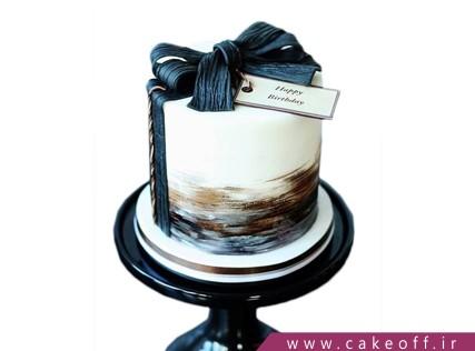 کیک تولد زیبا - کیک تولد یاسان | کیک آف