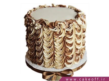 کیک شکلاتی دیبا | کیک آف