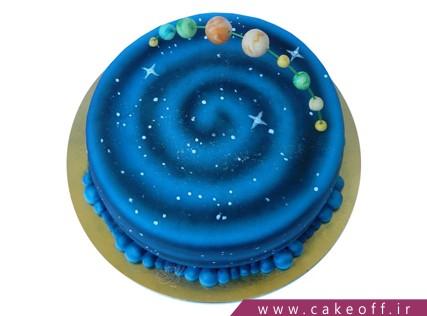 کیک تولد خاص - کهکشان راه شیری | کیک آف