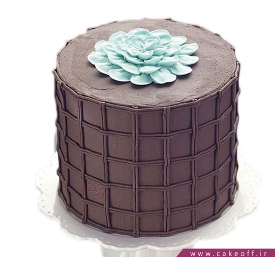کیک شکلاتی خونه به خونه | کیک آف