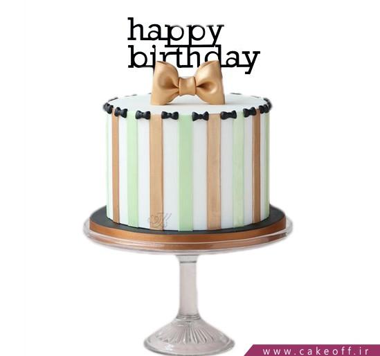 کیک تولد مردانه - کیک مرد رویاها | کیک آف