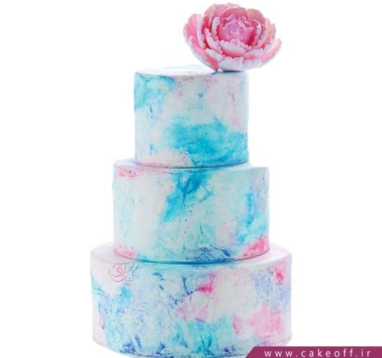 کیک عروسی تو می درخشی   کیک آف