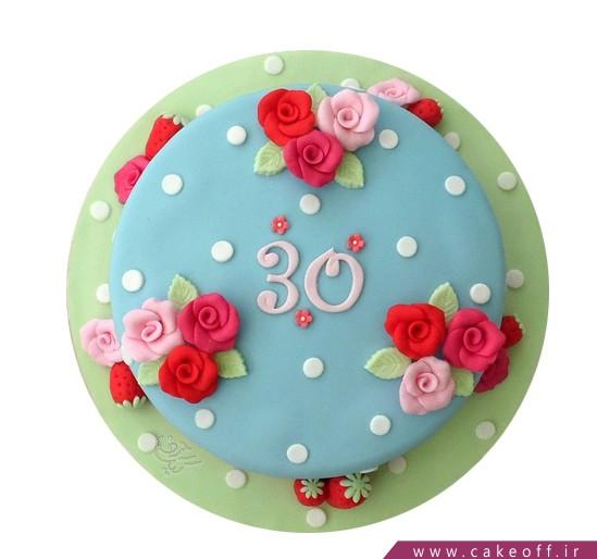 کیک دخترانه - کیک فانتزی یسنا | کیک آف