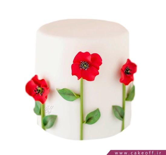 کیک عاشقانه بلندی های بادگیر | کیک آف