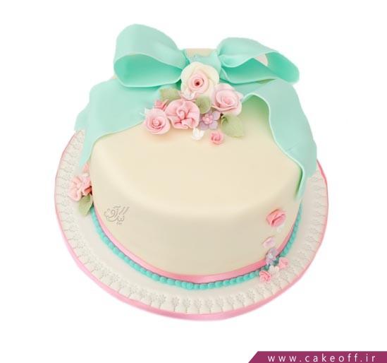 کیک تولد زیبا - کیک دوست داشتنی من | کیک آف