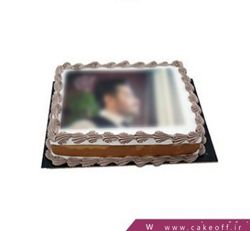 کیک تولد ساده نگاه میکنم | کیک آف