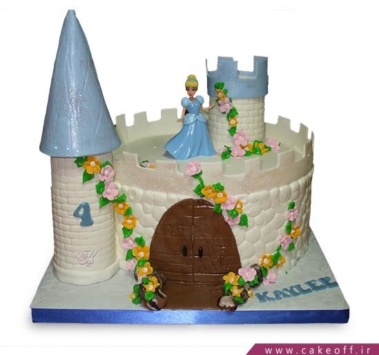 کیک سیندرلا در قصر